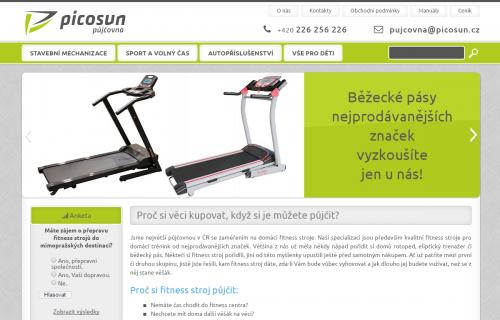 Půjčovna Picosun.cz