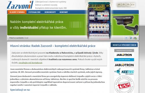 Zazvonil.cz