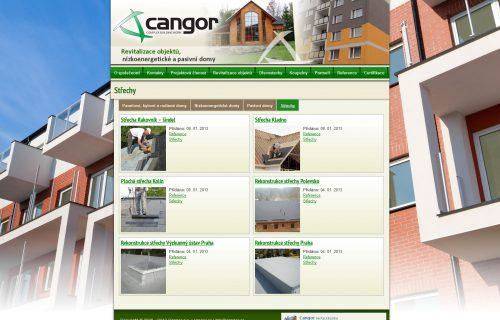 Cangor a. s.