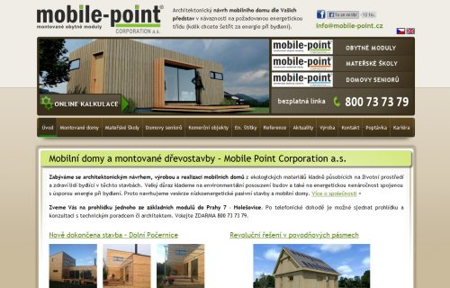 Mobile Point Corp. a.s.
