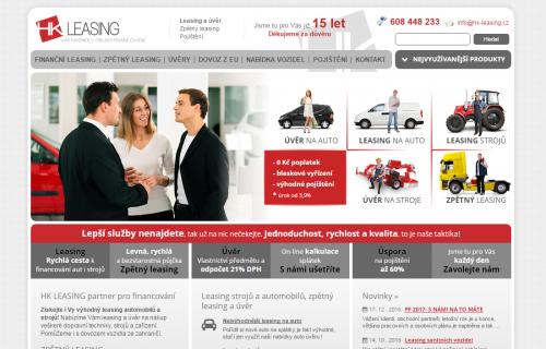 HK-leasing.cz