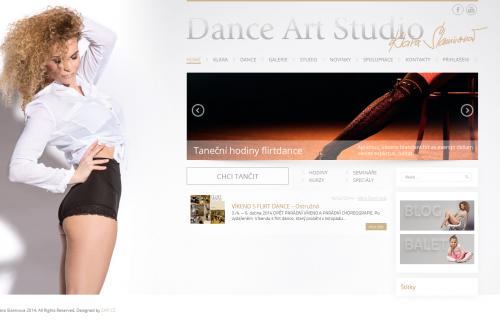 Dance Art Studio Klára Slaninová