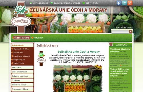 Zel. unie Čech a Moravy