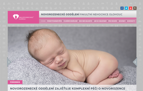 Novorozenecké oddělení FNOL