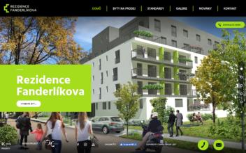 Rezidence Fanderlíkova