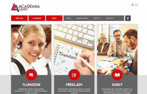 Academia Levey.cz